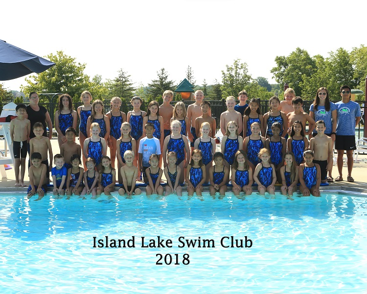 2019 Swimming Pool Grand Opening